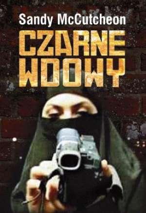Czarne wdowy - okładka książki