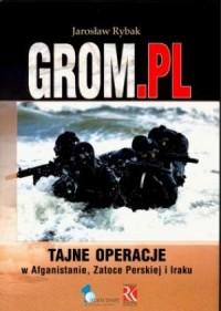 Grom.pl - okładka książki