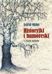 Historyjki i humoreski z życia wzięte - okładka książki