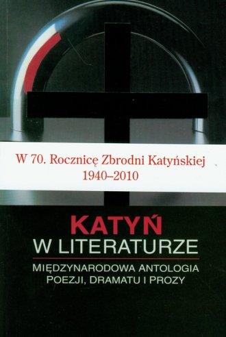 Katyń w literaturze. Międzynarodowa - okładka książki