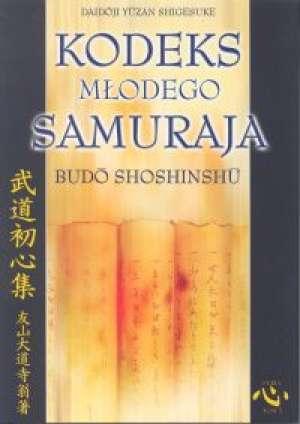 Kodeks młodego samuraja - okładka książki