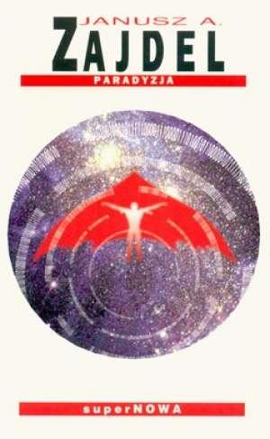 Paradyzja - okładka książki