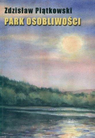 Park osobliwości - okładka książki