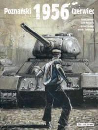 Poznański Czerwiec 1956 - okładka książki