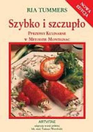 Szybko i szczupło - okładka książki