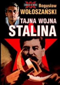 Tajna wojna Stalina - okładka książki