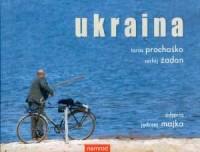 Ukraina - okładka książki