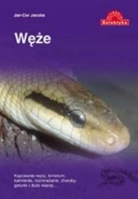 Węże - okładka książki