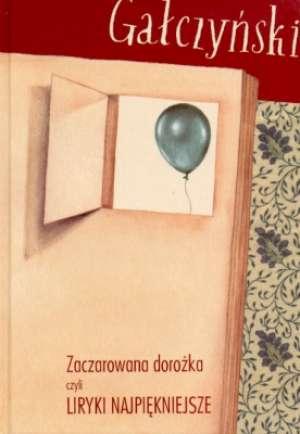 Zaczarowana dorożka, czyli liryki - okładka książki