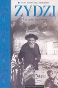 Żydzi. Historia, kultura i obyczaje - okładka książki
