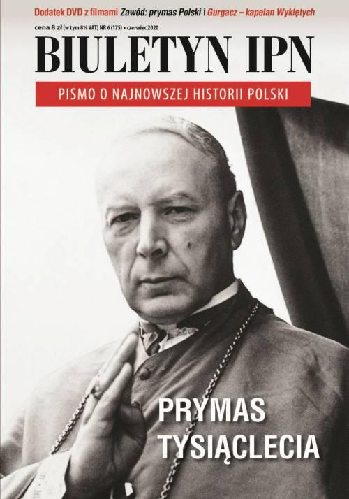 Biuletyn IPN nr (175) 6 / 2020 - okładka książki