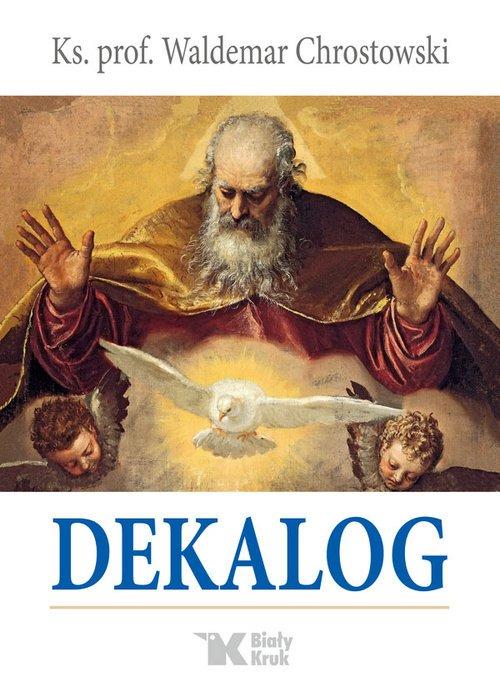 Dekalog - okładka książki