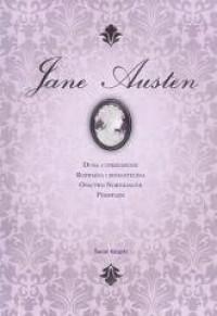 Jane Austen. Dzieła wybrane - okładka książki