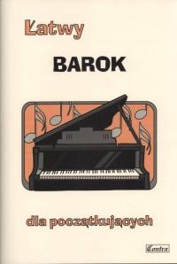 Łatwy barok dla początkujących - okładka książki