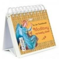 Modlitwy na każdy dzień - okładka książki