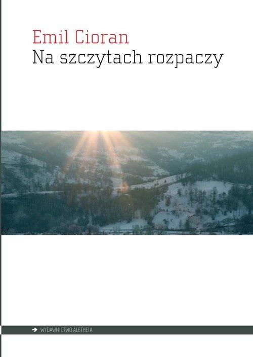 Na szczytach rozpaczy - okładka książki