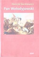 Pan Wołodyjowski - okładka książki