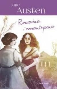 Rozważna i romatyczna - okładka książki