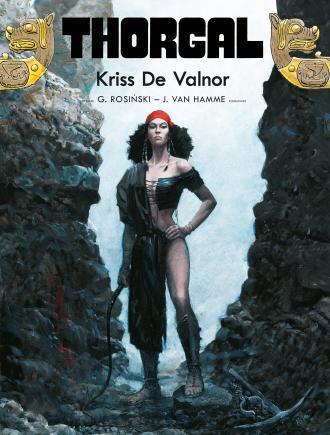 Thorgal. Tom 28. Kriss de Valnor - okładka książki