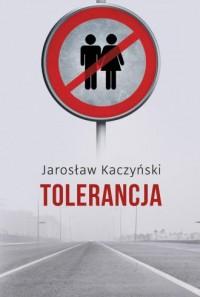 Tolerancja - okładka książki