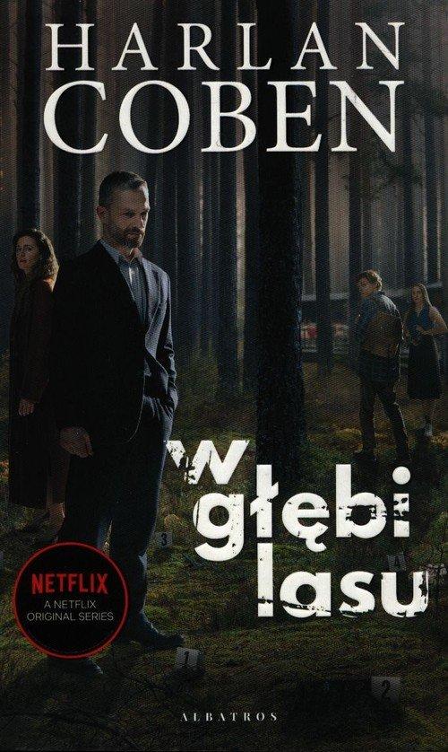 W głębi lasu (okładka filmowa) - okładka książki