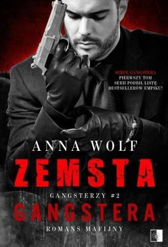 Zemsta gangstera - okładka książki