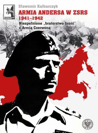Armia Andersa w ZSRS 1941-1942. - okładka książki