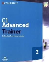 C1 Advanced Trainer 2 Six Practice - okładka podręcznika