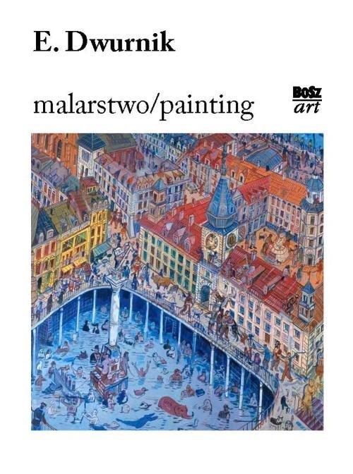 Dwurnik. Malarstwo - okładka książki