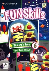 Fun Skills 6 Students Book with - okładka podręcznika