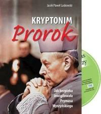 Kryptonim Prorok. Książka z płytą - okładka książki