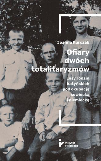 Ofiary dwóch totalitaryzmów - okładka książki