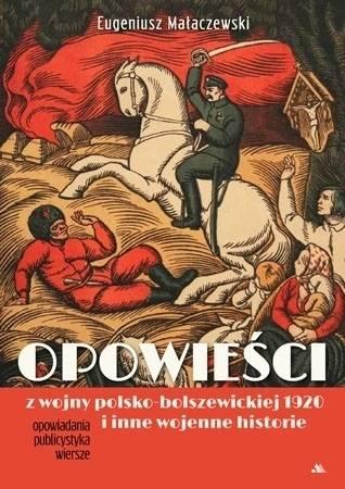 Opowieści z wojny polsko-bolszewickiej - okładka książki