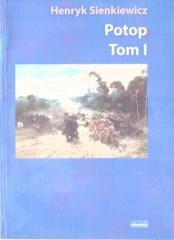 Potop. Tom 1 - okładka książki