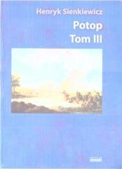 Potop. Tom 3 - okładka książki