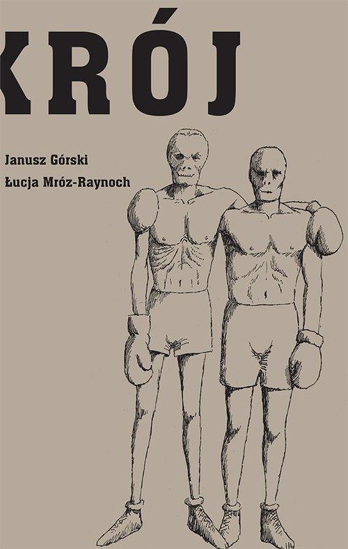 Przekrój przez Mroza - okładka książki