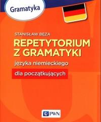 Repetytorium z gramatyki języka - okładka podręcznika