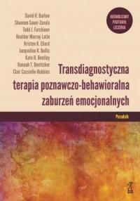 Transdiagnostyczna terapia poznawczo-behawioralna - okładka książki