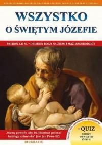 Wszystko o św. Józefie - okładka książki