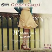 W plątaninie uczuć (CD mp3) - pudełko audiobooku
