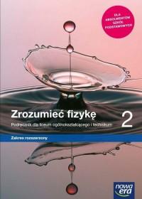 Fizyka LO 2 Zrozumieć fizykę Podr - okładka podręcznika