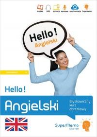 Hello! Angielski Błyskawiczny kurs - okładka podręcznika
