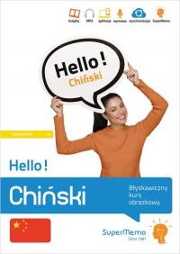 Hello! Chiński Błyskawiczny kurs - okładka podręcznika