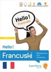 Hello! Francuski Błyskawiczny kurs - okładka podręcznika