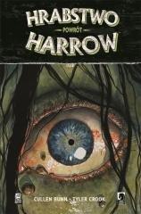 Hrabstwo Harrow. Tom 8. Powrót - okładka książki