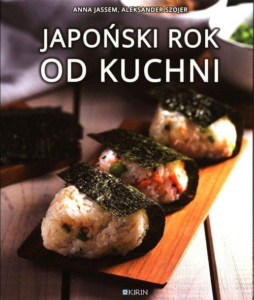 Japoński rok od kuchni - okładka książki