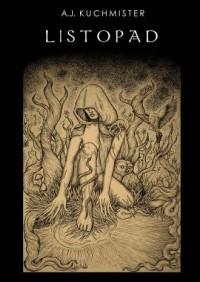 Listopad - okładka książki