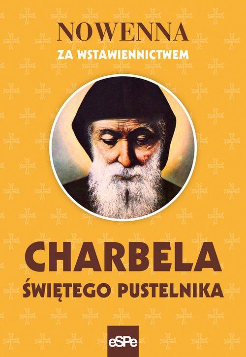 Nowenna za wstawiennictwem Charbela. - okładka książki