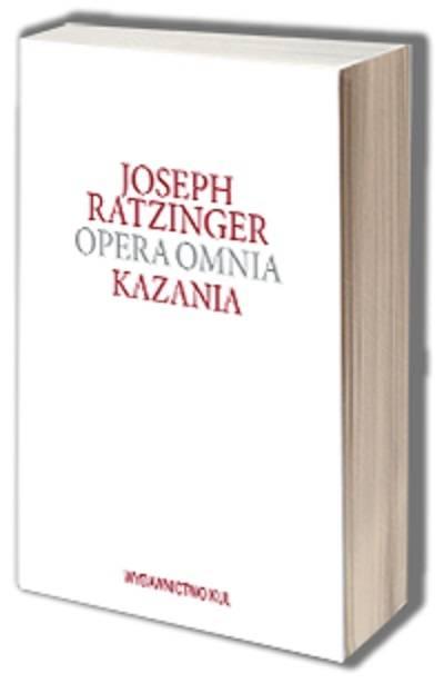 Opera Omnia. Tom XIV/3. Kazania - okładka książki