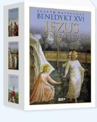 Pakiet: Jezus z Nazaretu - okładka książki